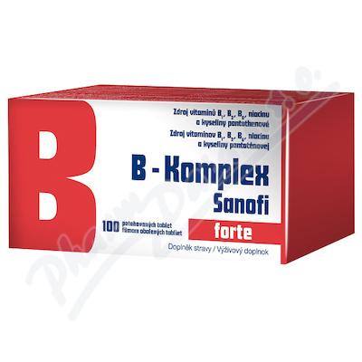 B-komplex forte Zentiva por.tbl.flm.100 GLASS