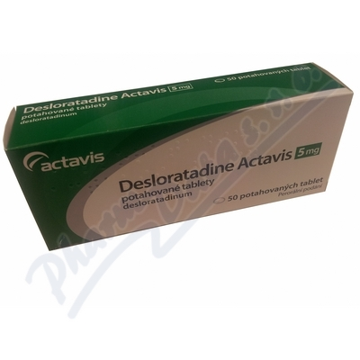Deselex Desloratadine Side Effects