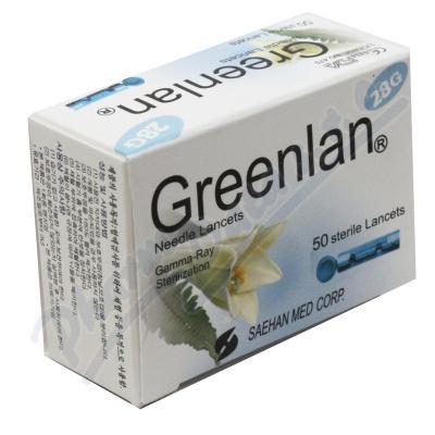 Lanceta Element Greenland 28G 50ks