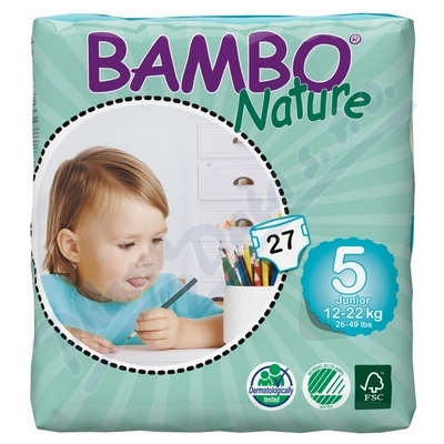 BAMBO Nature Junior plen.k. 12-22kg 27ks