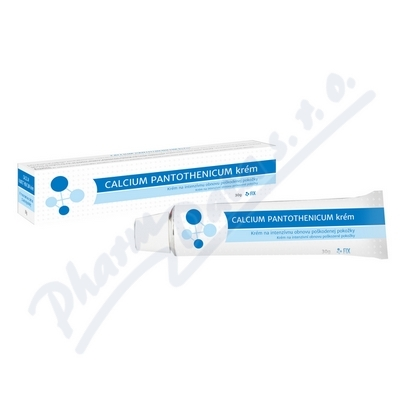 Calcium pantothenicum krém 30g Fix
