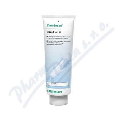B. Braun Prontosan Wound gel X Tube 250g 400508