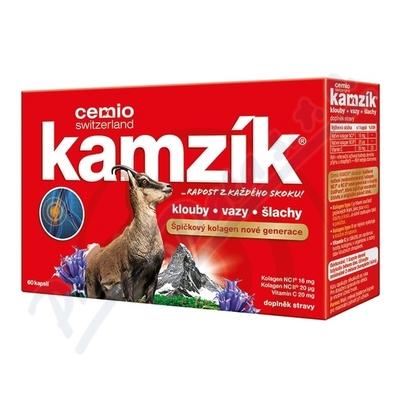Cemio KAMZÍK cps.60 2013 ČR