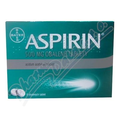 Aspirin 500mg tbl.obd.8x500mg