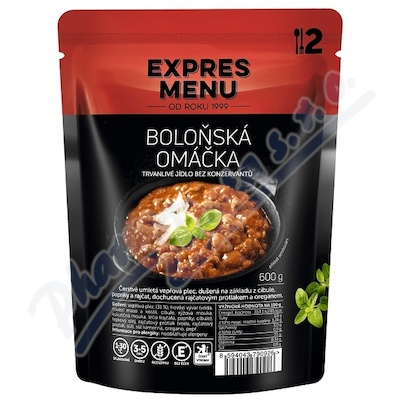 EXPRES MENU Boloňská omáčka 2 porce