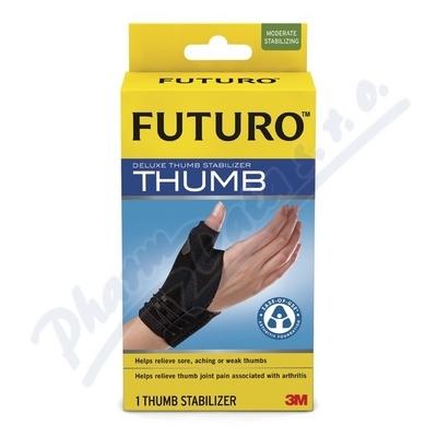 3M FUTURO Bandáž na palec vel.S-M černá