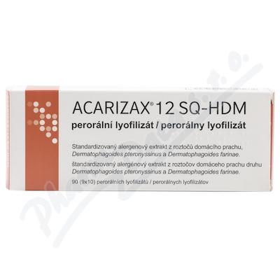 Acarizax 12SQ-HDM por.lyo.90x12SQ-HDM