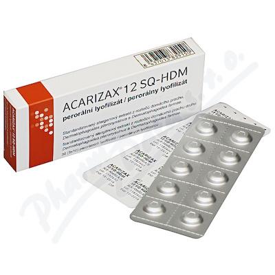 Acarizax 12SQ-HDM por.lyo.30x12SQ-HDM