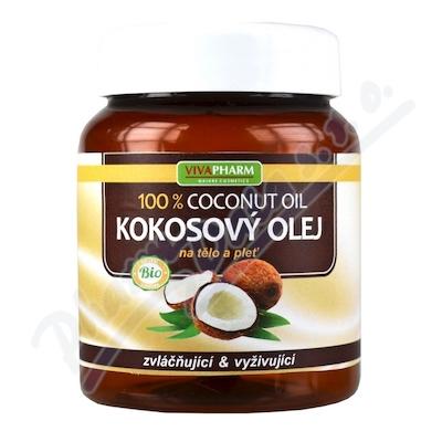 100% Kokosový olej kosmetický 380ml