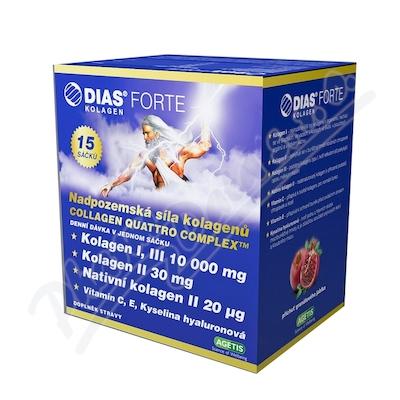 DIAS FORTE sáčky 15x11.3g