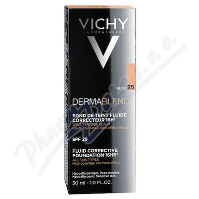 VICHY DERMABLEND Korekční make-up č.25 30ml
