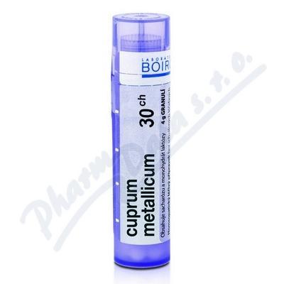 Cuprum Metallicum 30CH gra.4g