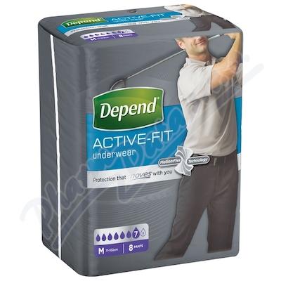 Depend Active-Fit inkont.kalh.muži vel.M 8ks