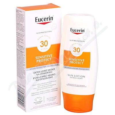 EUCERIN SUN ext.lehké ml.na op.SPF 30 150ml