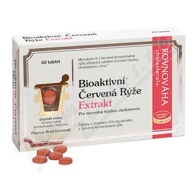 Bioaktivní Červená Rýže Extrakt tbl.60