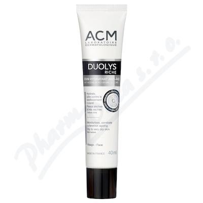 ACM Duolys Riche hydrat.péče pro suchou pleť 40ml