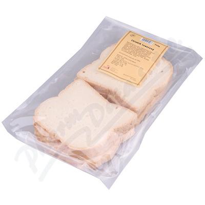 Bezlepkový toustový chlebík (240g) plátky