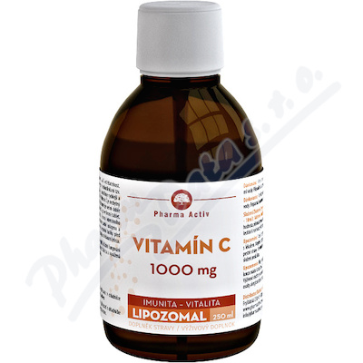 LIPOZOMAL Vitamin C 1000mg 250ml