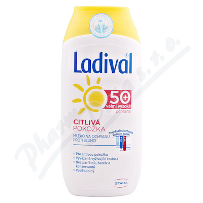 LADIVAL CITL OF50+ MLE 200 ml