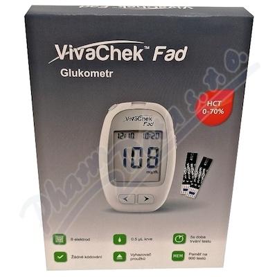 Vivachek Glukometr startovací sada