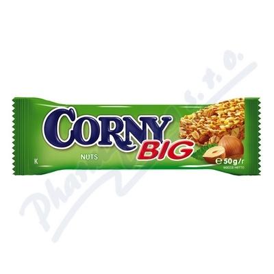 Corny BIG oříšková 50g