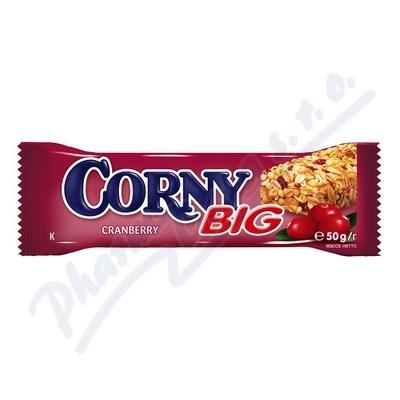 Corny BIG brusinková 50g