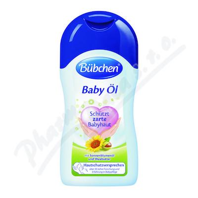 Bübchen Baby olej pro kojence 200ml