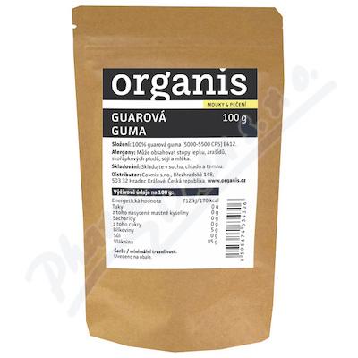 Organis Guarová guma 100g