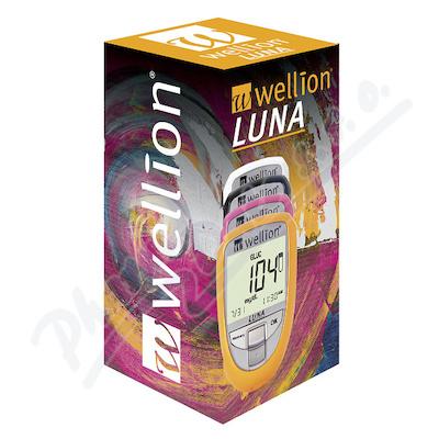 Wellion LUNA TRIO set glukomet černý