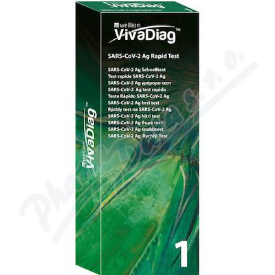 VivaDiag SARS-CoV-2 Ag Rapid Test