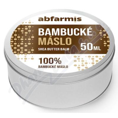 Abfarmis Bambucké máslo 100% 50ml