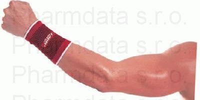 Bandáž zápěstí - textil - velikost M