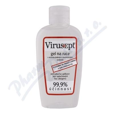 Virusept gel na ruce 125 ml