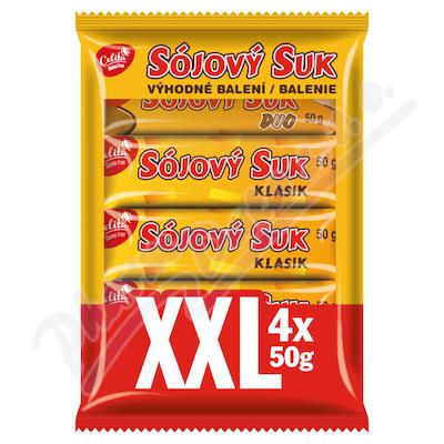 Sojový suk multipack 3+1 zdarma 200g