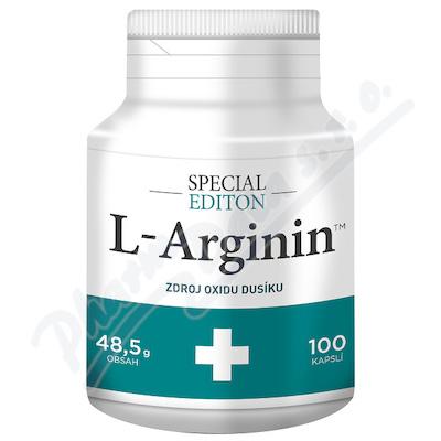Brainway L-Arginin cps.100