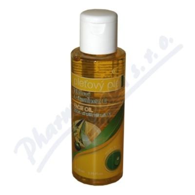 TOPVET Jojobový olej 100% s vit.E 100ml