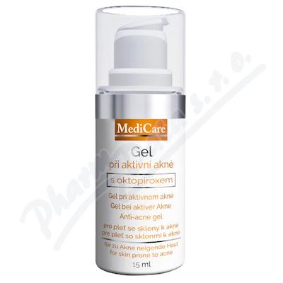 SynCare MediCare gel při aktivní akné 15ml