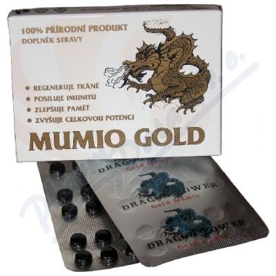 Gold Mumio - Dragon Power tbl.30