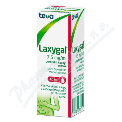 Laxygal gtt.1x10ml/75mg Galena