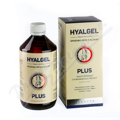 Hyalgel PLUS 500ml