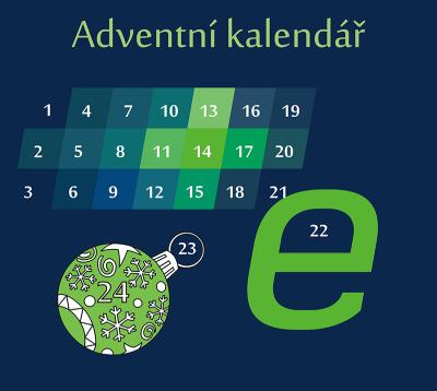 Adventní kalendář v e-lékárně-Brno