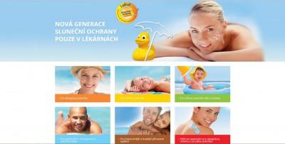Dermatologická ochrana pokožky <strong>LADIVAL</strong>